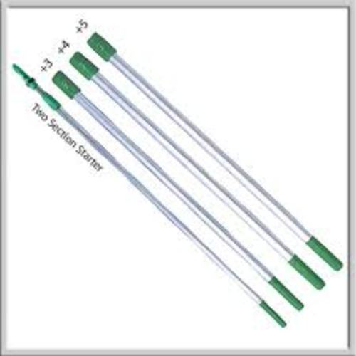 Window Cleaning Pole System: Melody Telescopic Cobwebber