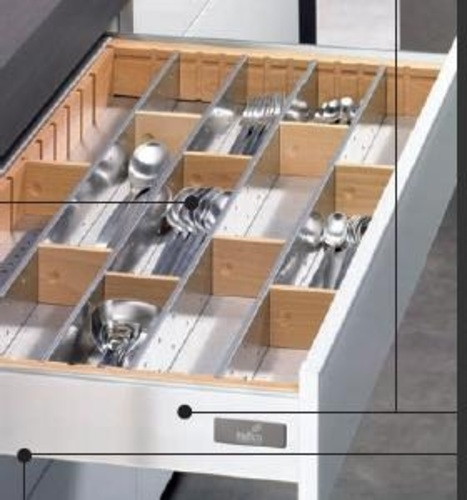 Hettich Kitchen Design: Hettich Drawer Runners For Pullout Surfaces