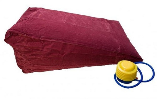 Inflatable Positioning Furniture Independent Living Centres Australia