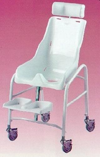 R82 Swan Attendant Propelled Toilet Bathing Chair
