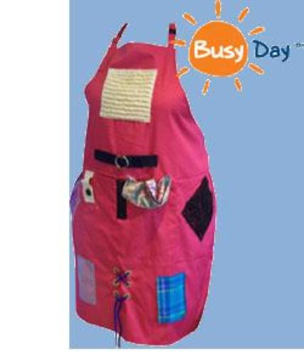 PR05660 Busy Day Activity Apron