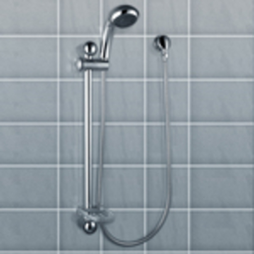Caroma Range of Rail Showers - Independent Living Centres Australia