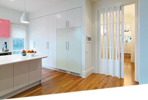 Lotus Folding Doors - Independent Living Centres Australia