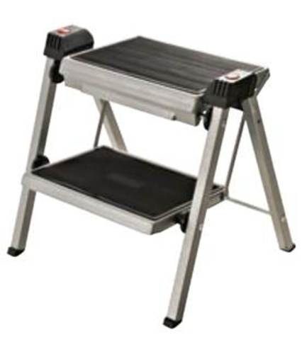 Hafele Stepfix Folding Step Stool Independent Living