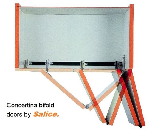 Salice Concertina Door System Independent Living Centres