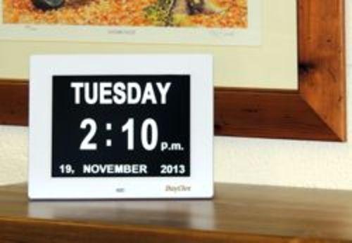 Dayclox Digital Calendar Day Clock Independent Living Centres