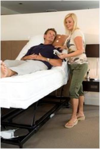 Liberty Healthcare Homecare Hi Lo Bed Independent Living Centres Australia