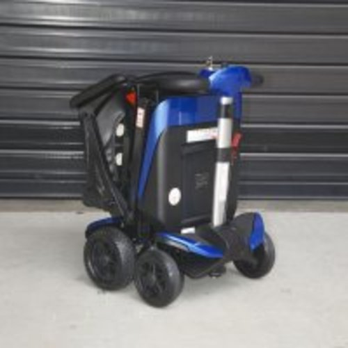 Solax Genie Plus Automatic Folding Travel Scooter (formally