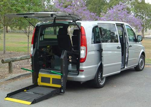 Wheelchair lift for sale australia ford transit details for Mercedes benz rental pittsburgh