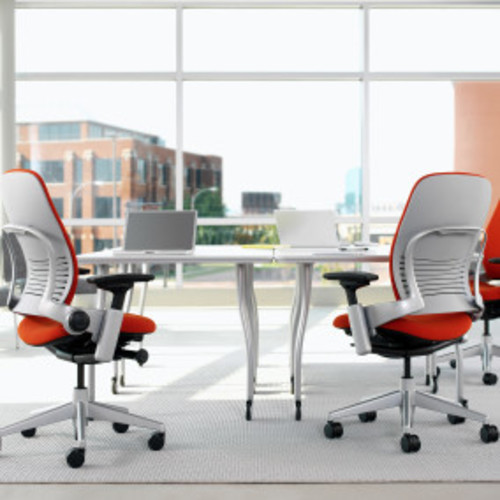 chair shopping leap adopted nyc steelcase office pin pinterest