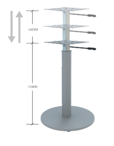 Height Adjustable Table Base