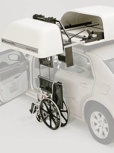 Braun Chair Topper Roof Mounted Wheelchair Carrier