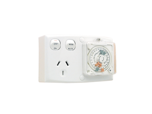 Clipsal Timer Power Outlet Tc15 24 Independent Living
