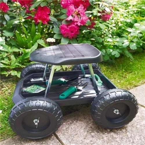 Wheeled Garden Seat Offapendulum Com