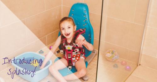 Firefly Splashy Portable Bath Seat Independent Living