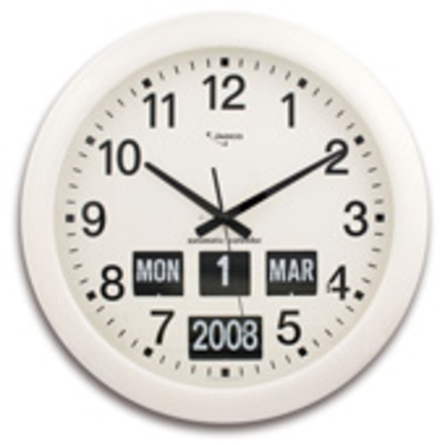 Jadco Clock With Day Date And Month Display Independent