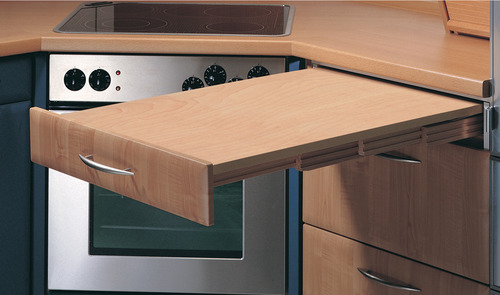 Hafele Range Of Pull Out Table Fittings Independent