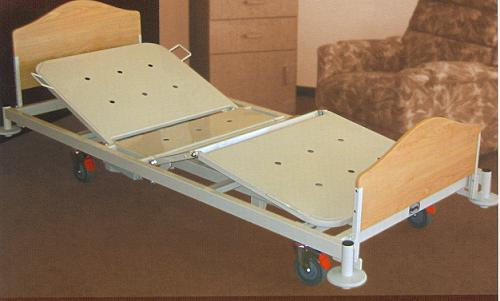 Alrick Classic Series Hi Low Hospital Bed Independent