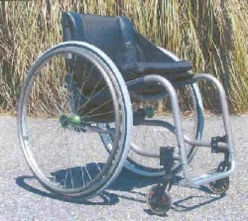 Melrose Titanium Manual Wheelchair - Independent Living