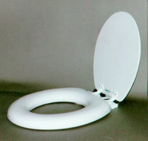 Cush \'n Soft 2000 Padded Toilet Seat - Independent Living Centres ...