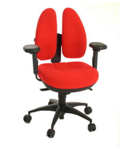 burgtec duo back office chair independent living centres australia