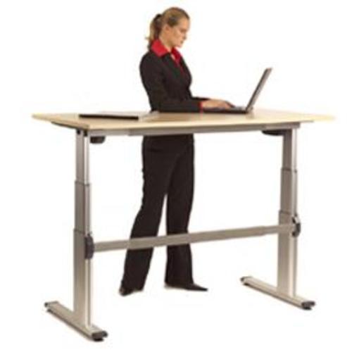Ergo Sit/Stand Height Adjustable Desk