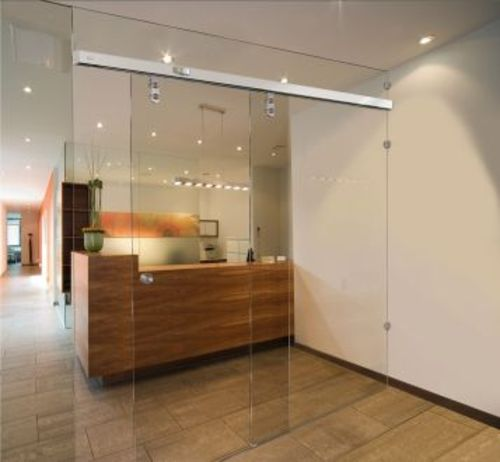 Dorma Automatic Sliding Doors Independent Living Centres Australia