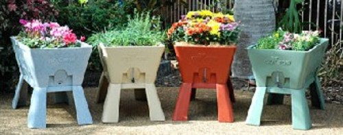 Ezygrow Elevated Garden Planter