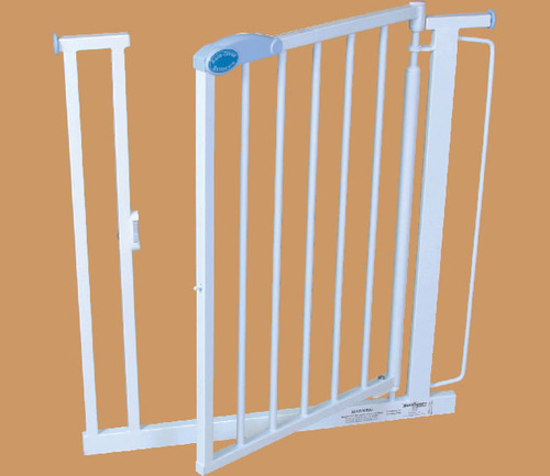 Doorway Safety Gate Self Closing Latch Independent Living Centres
