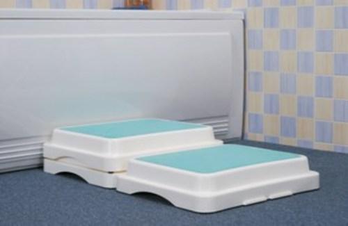 Homecraft Rolyan Savanah Modular Bath Step Independent