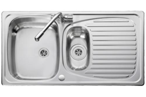 Leisure Sinks Euroline Shallow Bowl Sinks - Independent Living ...