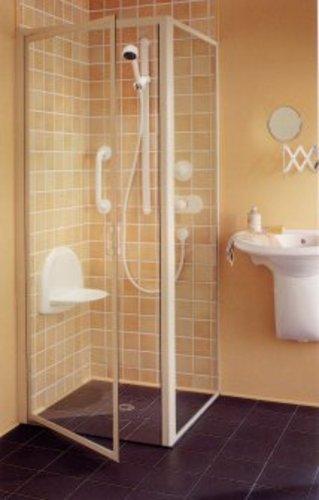 Pivotech Phoenix Sill-Less Shower Screen Doors - Independent Living ...