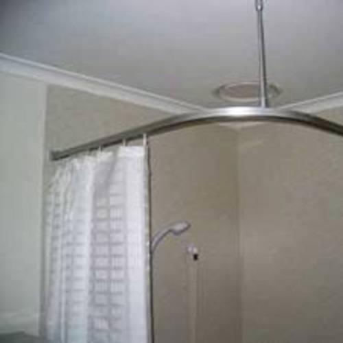 Superieur Robert Green Weighted Shower Curtains