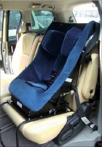 Swivel Base Colombian Car Seat