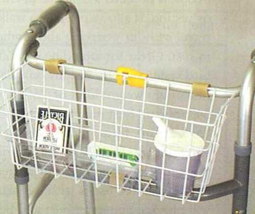 Wire Baskets For Walking Frames (Highgate Healthcare) - Independent ...
