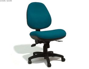 Quasar high back office chair