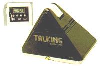 Cobolt Speechmaster Pyramid Talking Alarm Clocks