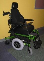 Glide Centro Powered Wheelchair