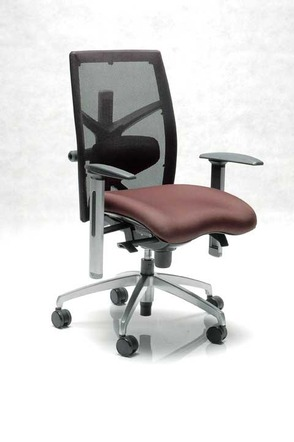 Sylex Exact Mid Back Office Chair