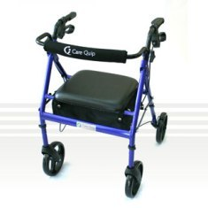 Care Quip 2979 Walker with Hand Brakes