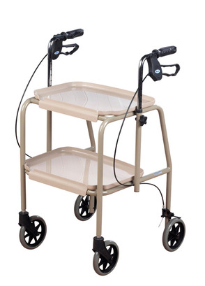 Days Adjustable Height Walking Trolley