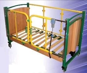 Nino Series Bed