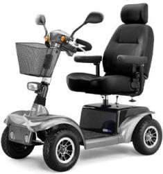 ActiveCare Prowler 4 Wheel Scooter