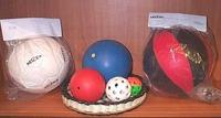PR12686 Audible Sports Balls