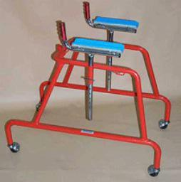 Henry child's walker and standing frame