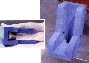 PR10348 Rolyan Foam Foot Support