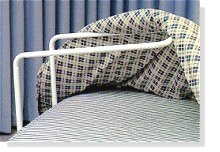 K-Care Bed Cradle - in use on a bed