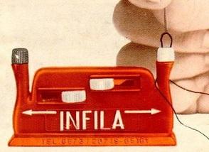 PR11271 Infila Automatic Needle Threader