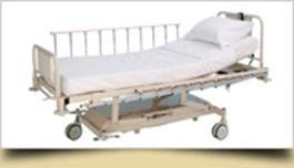 Alrick 4000 Series Electric Hi-Low Bed