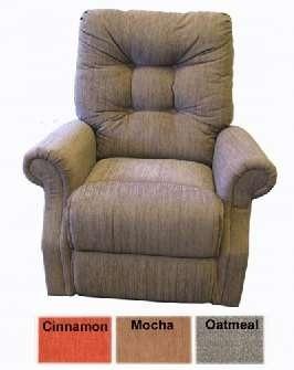 PR05547 Ausmedic Serena Riser Recliner Armchairs